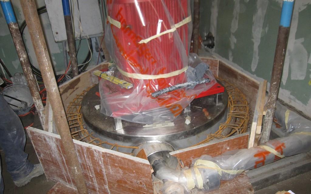 etude hydraulique : dossier